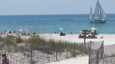 Photo for BEACH VIEWS FROM EVERY ROOM-#4 GULFSIDE TOWNHOMES-GULF SHORES BEST KEPT SECRET!