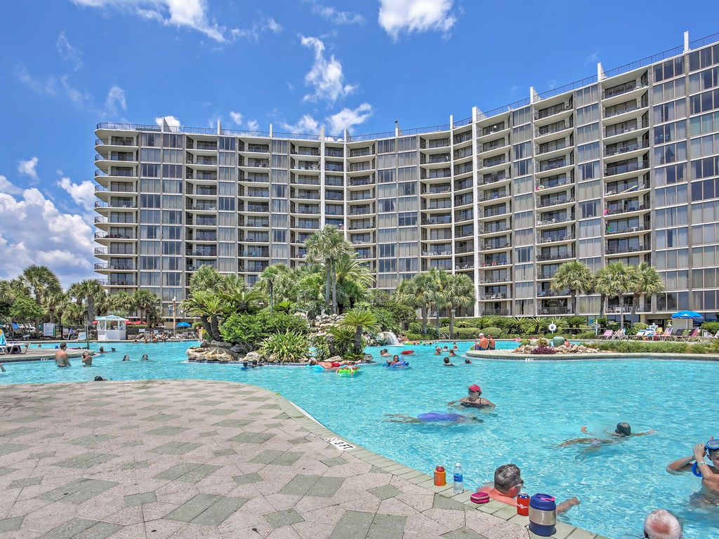 3br Panama City Condo In Edgewater Beach Resort