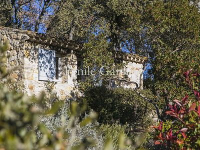 Photo for Domaine de Beaumont, comfortable privacy area with pool and tennis court.