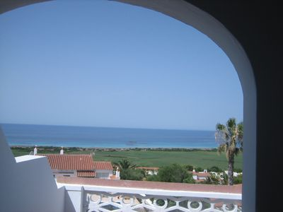 Photo for 1 bedroom apartment with magnificent sea views