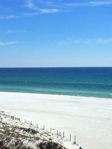 Photo for FALL BREAK DEALS!  Building sits right on the beach, no streets to cross!