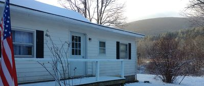 Photo for Ski Central, Stay at a Chic Hunter Mountain 1800s Converted Barn