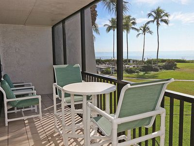 Photo for Renovated, Gulf View, One Bedroom Condo - Sundial D203