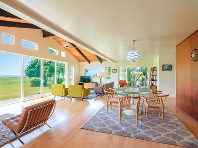 Mid-century Remodeled Spectacular Ocean and Golf Course Views