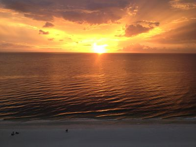 You won't want to leave these sunsets!