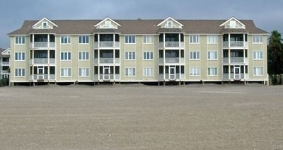 Photo for 202 F Port O Call OCEANFRONT SCREENED PORCH SITS IN SAND!