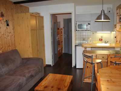 Photo for Beautiful studio cabin in the village in beautiful calm residence