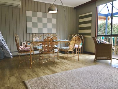 Photo for Central to Orange, PLC, Duntryleague, a comfortable and warm retreat.