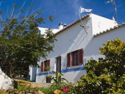 Photo for Peaceful house in Carrapateira with private garden and beach views. Free WIFI.