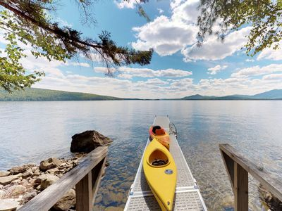 Photo for 2BR Cabin Vacation Rental in Greenville, Maine