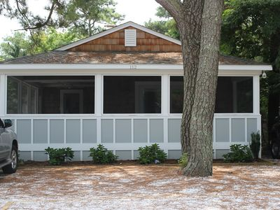 Photo for Quality Cottage! 1 Block to Ocean! Clean and Comfortable!
