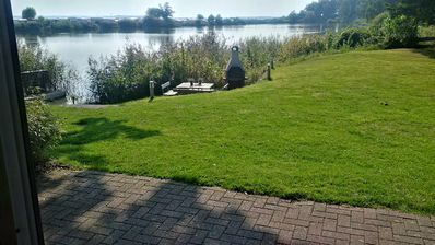 Photo for 6 pers. Holiday home in dream location, water view, Eckernförde Bay, Baltic Sea