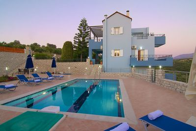 Guests can relax and enjoy the pool all day long!