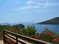 A lovely, quiet villa with great views and lots of space near Sivota; a most gracious owner
