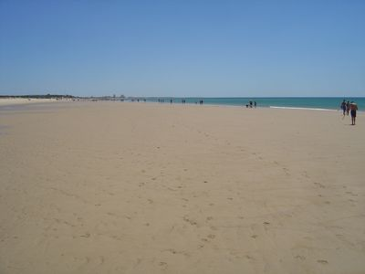 Photo for APARTMENT T2 TO 200 MTS FROM THE BEACH - URBANIZATION ORLAMAR