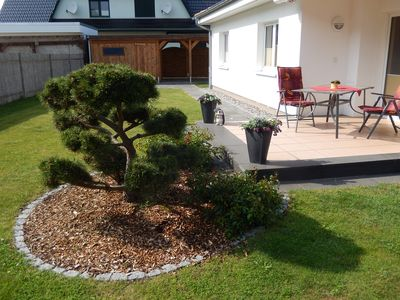 Photo for nice holiday home, single storey with well-tended garden and terrace / Non smoking
