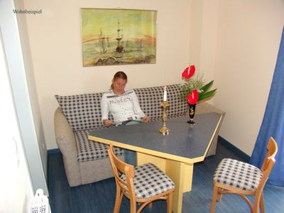 Photo for Villa Seeblick Baabe WE 2 - Apartments Villa Seeblick -WLAN- in Baabe SE