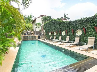 Photo for House in Gated Community with Pool and Walking to Sandy Beach