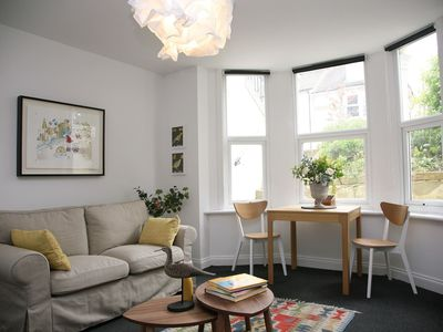 Photo for Charming one bed  flat near Brighton Station and short walk to North Laine