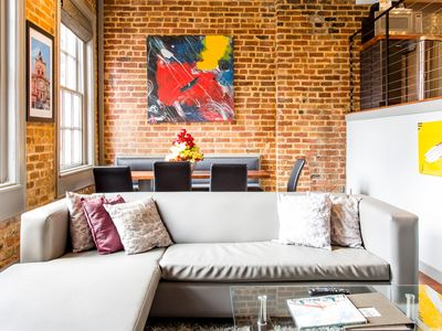 Luxury Condo with Private Balcony Steps from French Quarter