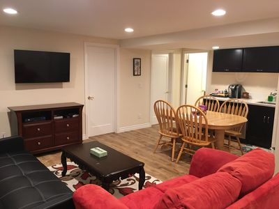Photo for 2 BRs full suite in Bellevue, close to Hyatt, mins to Seattle, Microsoft, Google