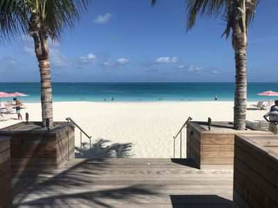 Photo for In the HEART OF GRACE BAY, Plaza at Ocean Club West
