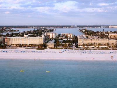 Photo for Have the Best with this Private Condo, Inter Coastal & the Beach! On Gulf Blvd.