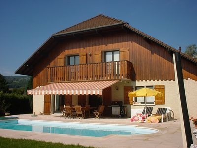 Photo for Cosy house in a village 10 minutes from Annecy lake
