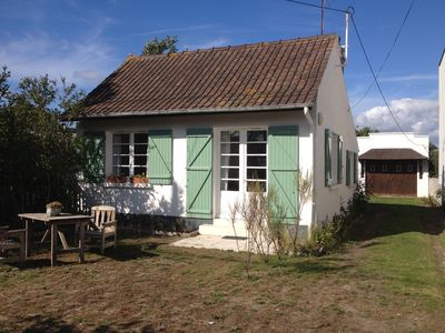 Photo for B (Bay) AND GARDEN, charming fisherman's house close to the beach