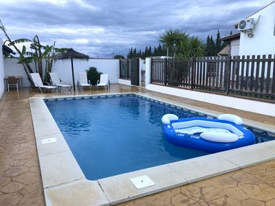 Photo for Villa with private pool  In Conil and only five minutes away from ROCHE beach