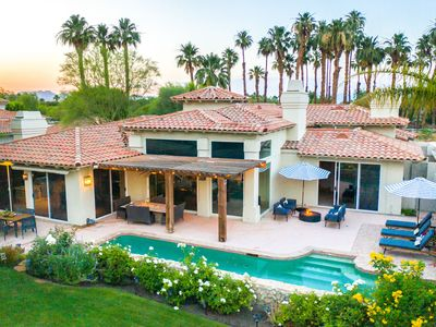 Photo for 5 BR Oasis on Golf course w/ Pool, Patio & Bar ❤ by AvantStay