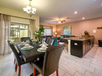 Photo for 4803 Fully Sanitized Townhome w/ Private Pool near Disney