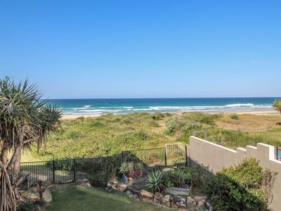 Photo for True Beach Front Family Holiday Home