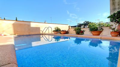 Photo for Cozy house, swimming pool, available all year - House for 6 people in Pollensa / Pollença