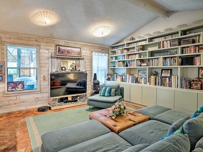 Photo for NEW-Charming Austin Home on 2 Acres w/Rooftop Deck