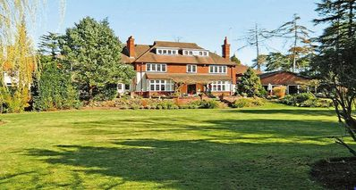 Photo for Country House with  Heated Pool ---20 mins train from London