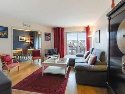 Photo for Amazing flat for 4p - Canal Saint Martin