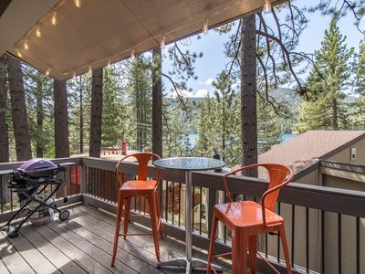 Photo for 3BR at Donner Lake w/ Private Beach Access, Near Hiking, Skiing