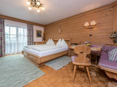 Photo for Double room with shower or bath, WC - Wachter, Hotel Gasthof