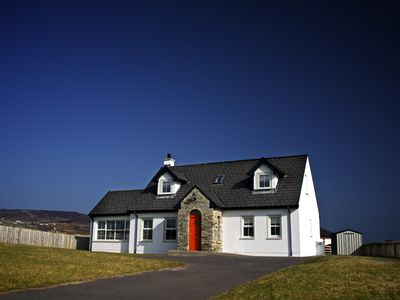 Photo for Beautiful Holiday Cottage, Dunfanaghy, Donegal