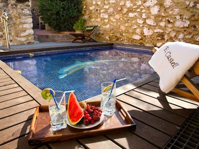 Photo for Self catering El rincón de Pau for 2 people
