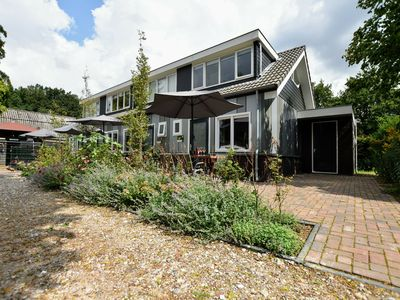 Photo for Holiday home with terrace on natural camping near forests and the Veluwe