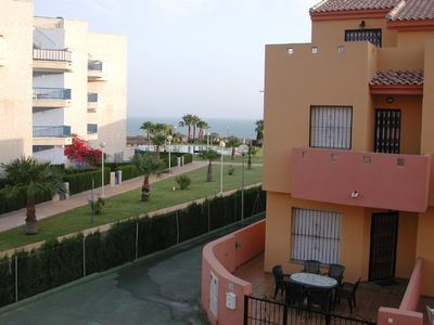 Photo for 3 Bed Townhouse in Cabo Roig close to the sea.