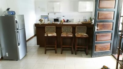 Photo for Very central 3-room apartment, fully furnished, near the beach
