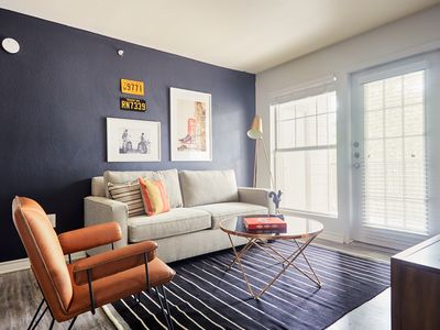 Photo for Sonder | The Domain | Charming 2BR + Balcony