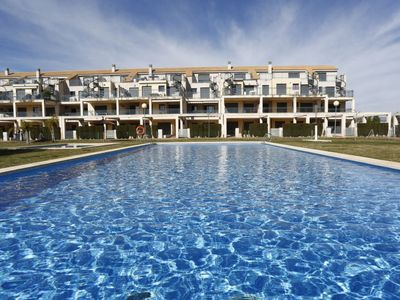 Photo for Apartment Panoramica Golf Mar  in Sant Jordi, Costa del Azahar - 6 persons, 3 bedrooms