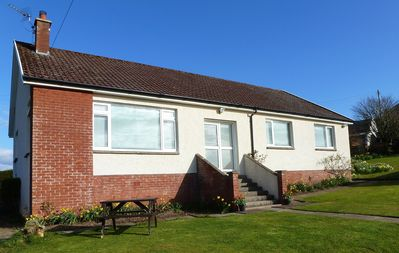 Photo for 4 bedroom Farm Bungalow In Ayrshire Countryside With Big Garden & Beautiful View