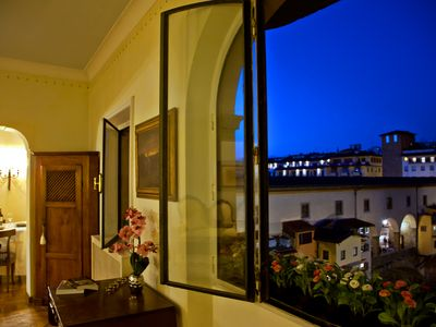 Photo for - PONTE VECCHIO VIEW FLORENCE