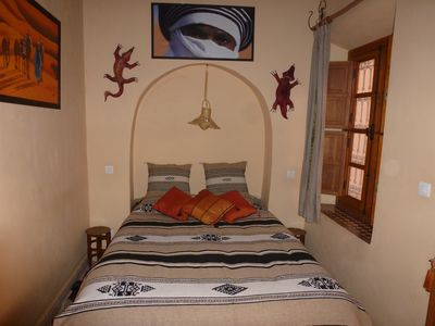Photo for Zagora Bed and Breakfast at the riad DAR MAR'OUKA