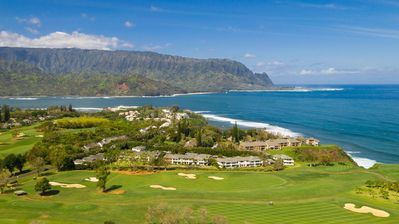 Photo for Fantastic Views and Location at Emmalani Court #214 in Princeville
